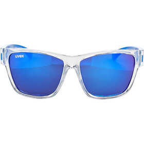 UVEX Sportstyle 508 Glasses Kids, clear blue/blue